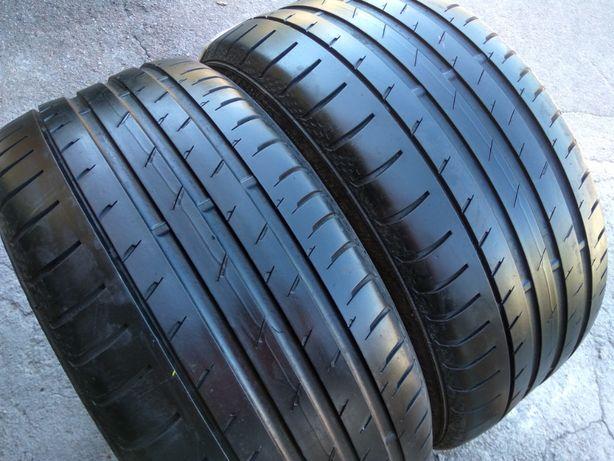 Летняя резина ПАРА 245/40 R17 Continental Sport 3 5 Dunlop 255/40