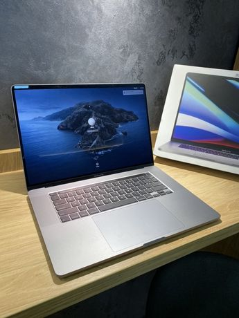 MacBook Pro 16 (2019 год) Space Grey (Рассрочка/Оплата частями)