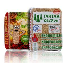 Pellet Pelet Drzewny Premium OLCZYK A1