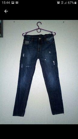 Джинси дівчинці ріст 152-158 см