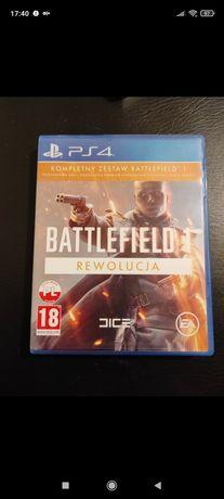 Battlefield Rewolucja Gra PS4