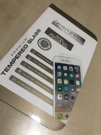 Pelicula selada iphone 8 plus ( 9x strong)