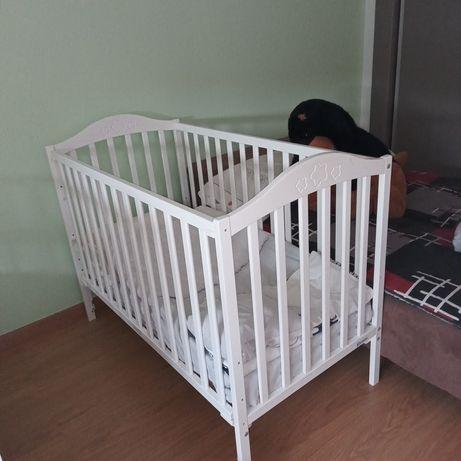 Camas para bebé brancas