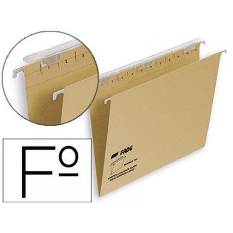 Caixa 25 capas de suspensão 230 G/M