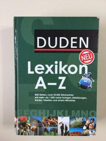DUDEN Lexikon A-Z