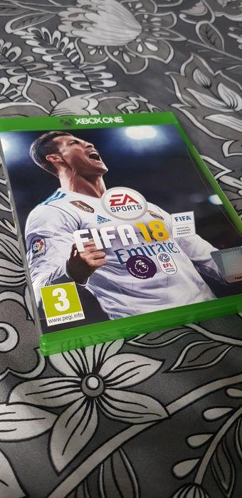 FIFA 18 na Xbox one Szczecin - image 1