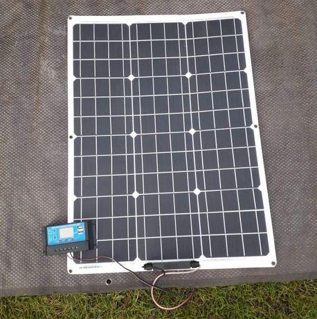 Panel fotowoltaiczny 12V 50W