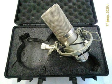 Микрофон Marshall MXL 2006 + кабель в подарок