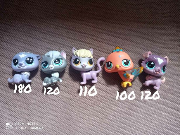 Іграшки Pet shop