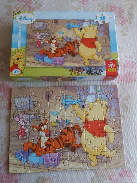 Puzzle dla 3-trzy latkow