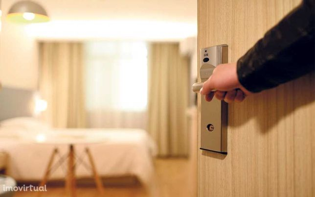 Hotel 20 Quartos a 300m do Hospital São João – excelente rentabilidade
