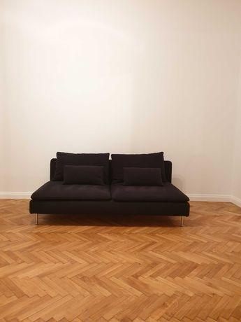 Ikea SÖDERHAMN, Pokrycie sekcji 3-osobowej, czarny
