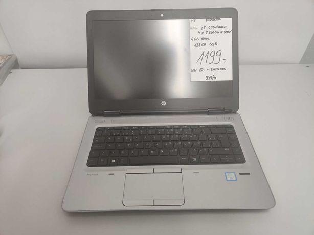Biznesowy Hp ProBook 640 G2 i5 4GB 120SSD * Lombard Madej Gorlice