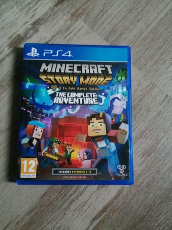 Minecraft Story Mode, ps4