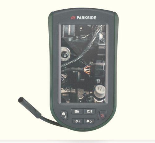 Câmera Endoscópica/Inspeção Parkside, nova
