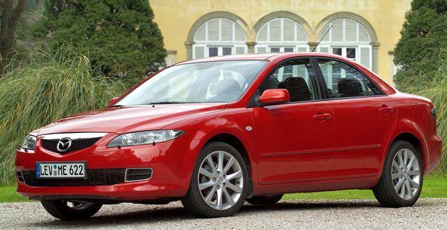 Разборка Mazda 6 (GG) 2006 год 2.0 бензин LF17 первое поколение