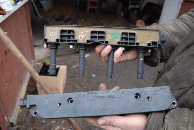 Модуль зажигания1.4 1.6 1.8 2.2 опель astra G vectra B зафира разборка