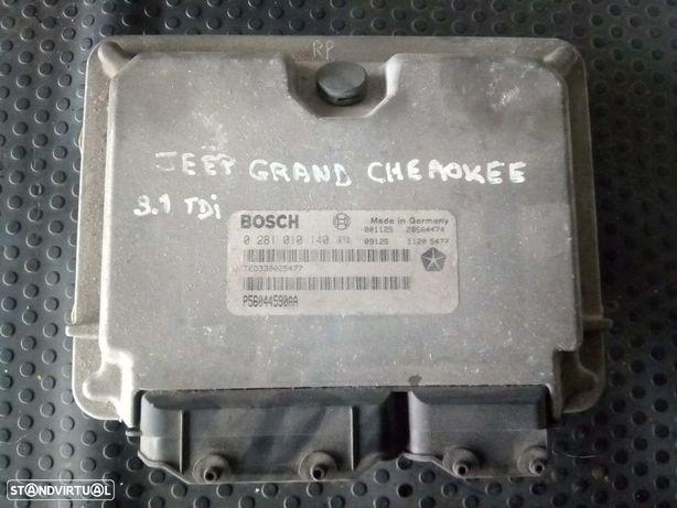 Centralina Do Motor Jeep Grand Cherokee Ii (Wj, Wg)