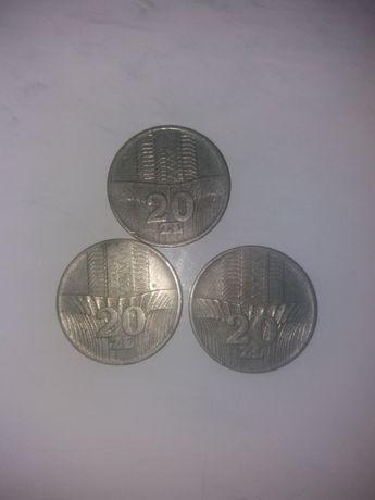 Stare monety z PRL _u