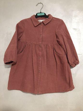 Zara Плаття для дівчинки