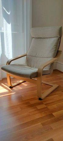 Cadeirão/cadeira POÄNG - Ikea - como novo