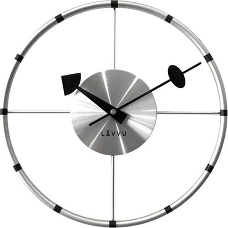 NOWY Zegar ścienny kwarcowy LAVVU LCT1100