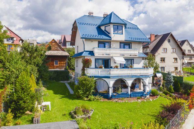 Piękny dom Maniowy Jezioro Czorsztyńskie 4465/ODS