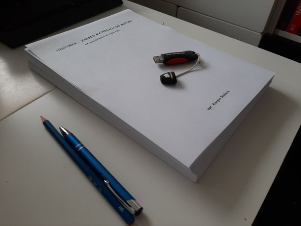 Notatki PDF - historia - matura - zakres rozszerzony