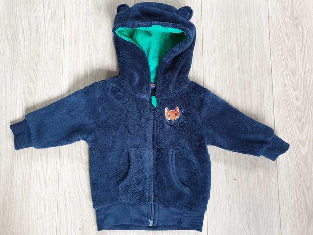 Bluza z kapturem chłopięca Lupilu rozmiar 62/68cm