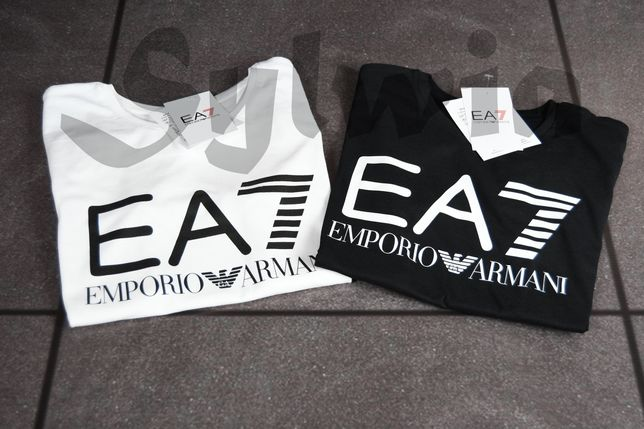 Emporio Armani męskie damskie koszulki bawełna