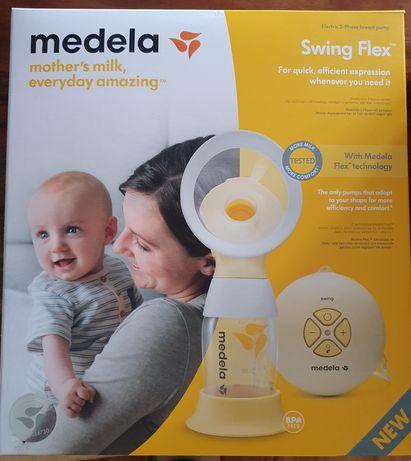 Sprzedam laktator elektryczny marki Medela model swing flex