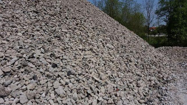 tłuczeń betonowy kruszywo betonowe gruz kruszony