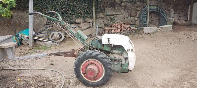 Motocultivador com 15cv