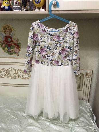 Праздничное платье ZIRONKA 134 размер