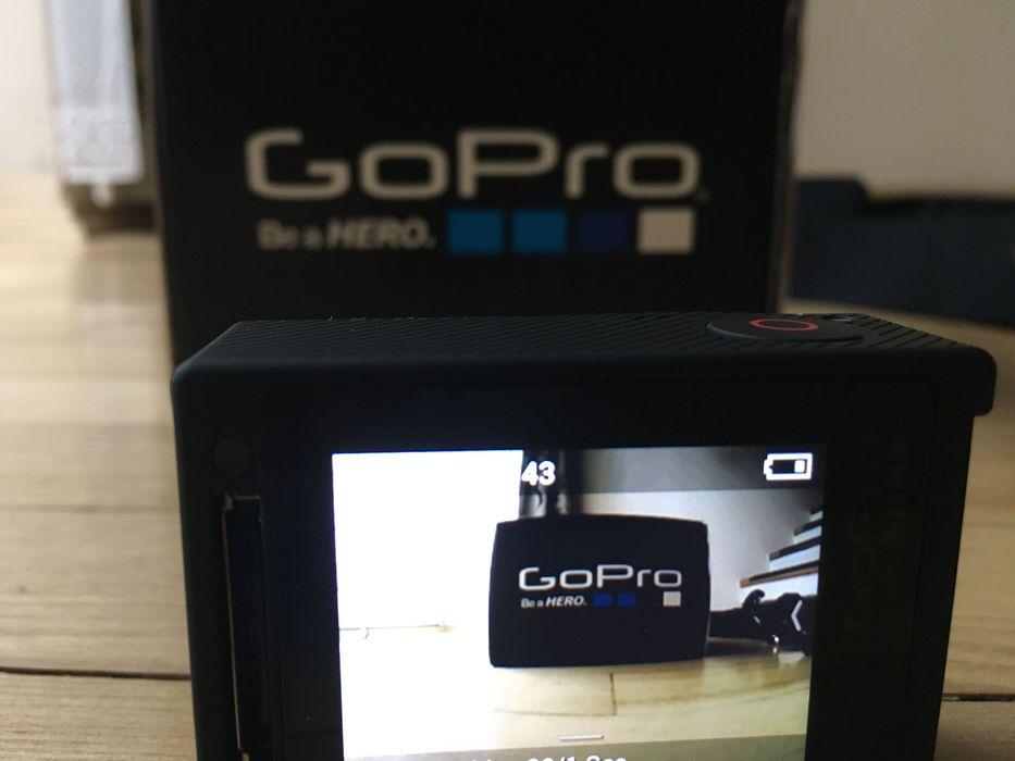 GoPro Hero 4 Silver Warszawa - image 1
