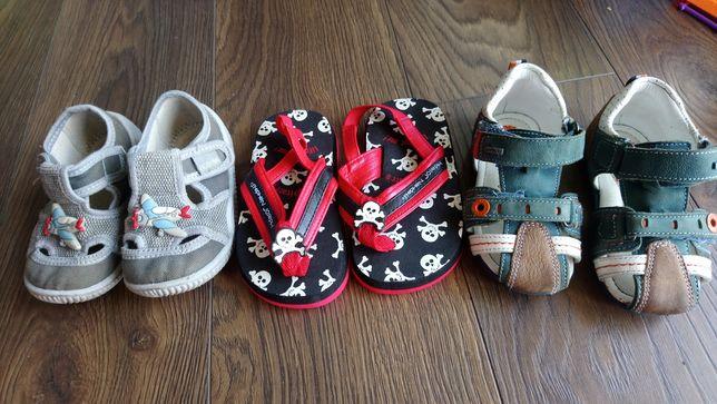 Sandalki, japonki