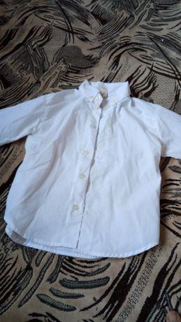 Рубашкі для хлопчика 3-4 роки