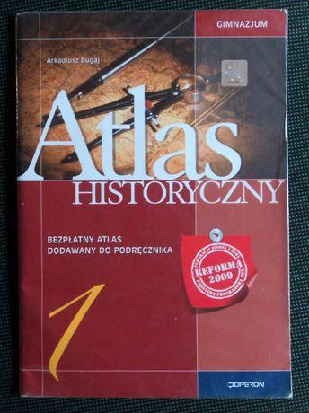 Atlas historyczny cz.1.