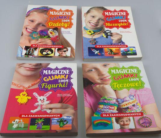 """Książka dla dzieci """"Magiczne gumki"""""""