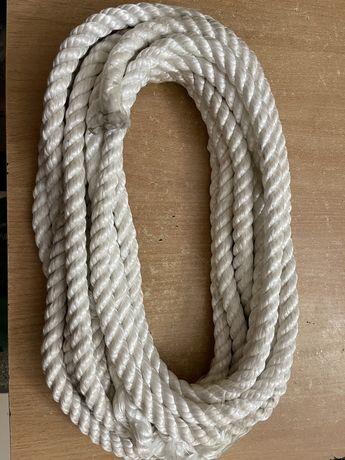 Канат верёвка 22мм
