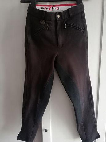 Bryczesy spodnie do jazdy konnej Horze roz. 140