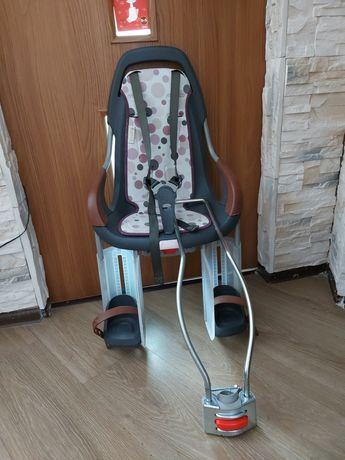 Fotelik na rower Qibbel TYŁ do 22kg