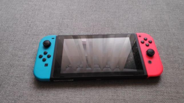Nintendo Switch pełen zestaw