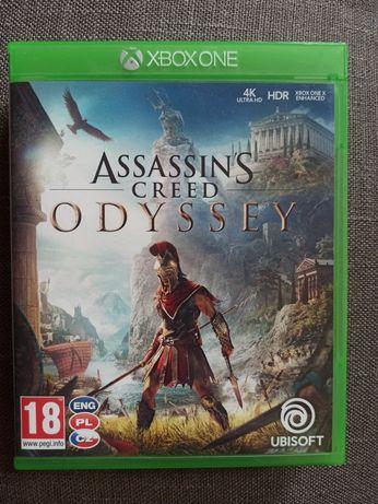 Gra na Xbox one Assassin's Creed Odyssey