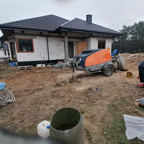 Posadzki maszynowe styrobeton Włocławek, Lipno, Toruń, Płock i okolice