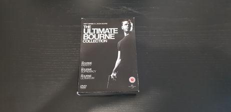 Tożsamość Bourne-a trylogia ANG