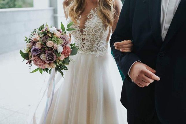 Sprzedam suknię ślubną model Nicole
