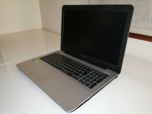 Computador Portátil - ASUS X555L | Avariado