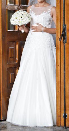Suknia ślubna Diana Margarett 38 M