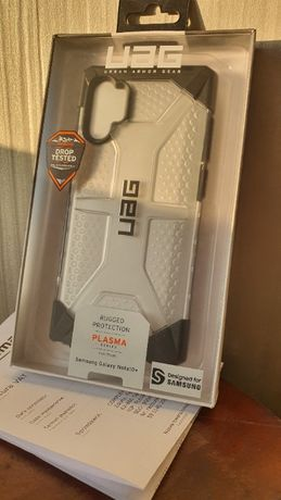 Etui UAG Plasma Series/Ice/do Galaxy Note 10+,oryg,fakt,stan idealny!!